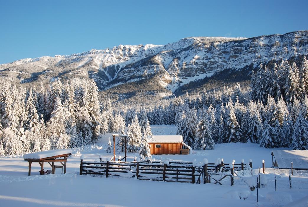 mountaincabin